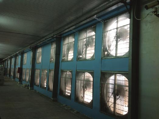 Nhà máy Xe Sợi Phước Thịnh